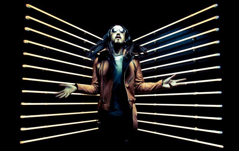 Steve Aoki <strong><em>Arrow</em></strong> Photo