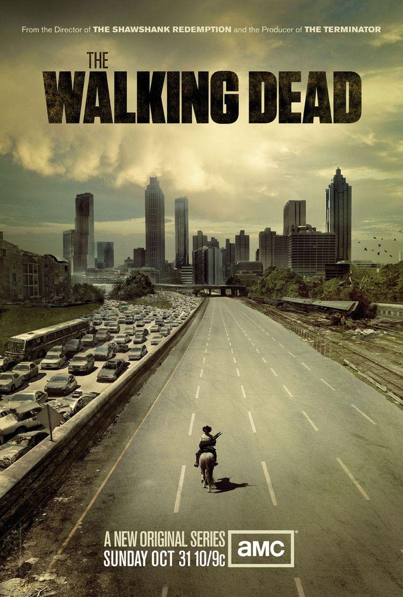 <strong><em>The Walking Dead</em></strong> Poster #3