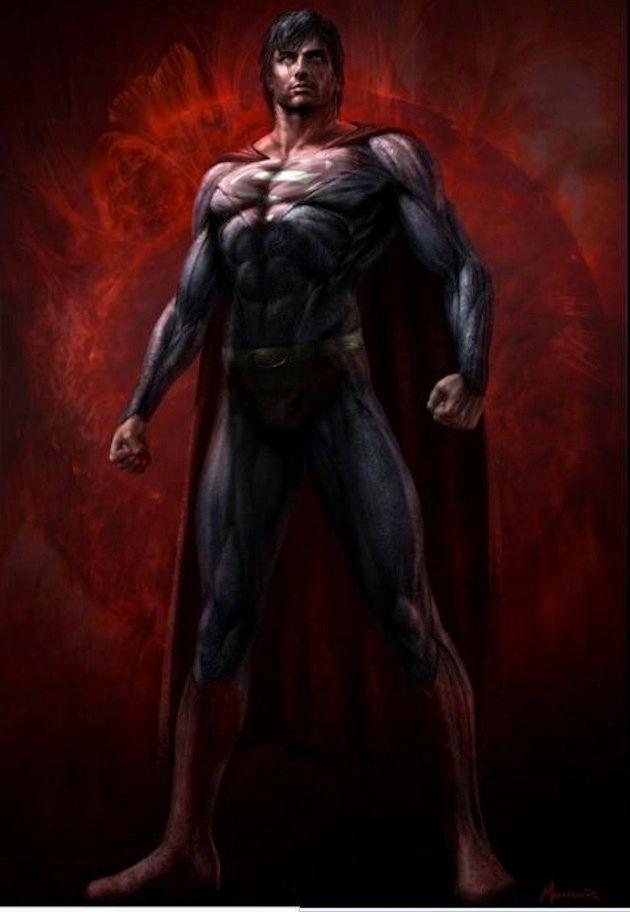 <strong><em>Man of Steel</em></strong> Concept Art 8