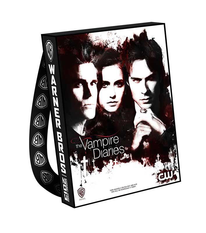 The Vampire Diaries Comic-Con 2013 Bag Photo 1