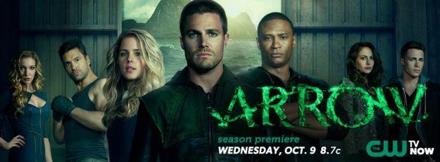 <strong><em>Arrow</em></strong> Season 2 Promo Art 2