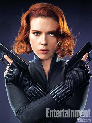 The Avengers: Scarlett Johansson