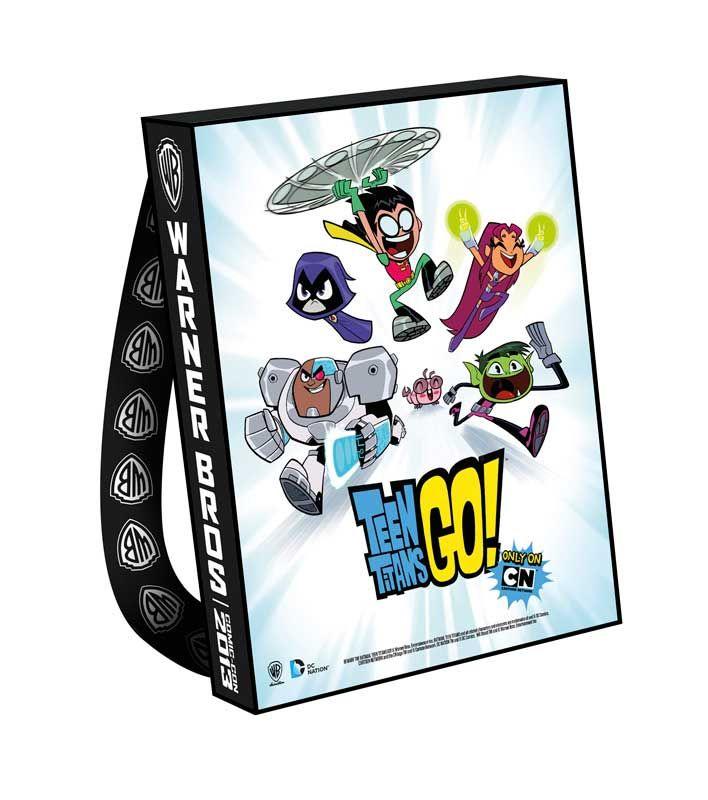 Teen Titans Go Comic-Con 2013 Bag Photo