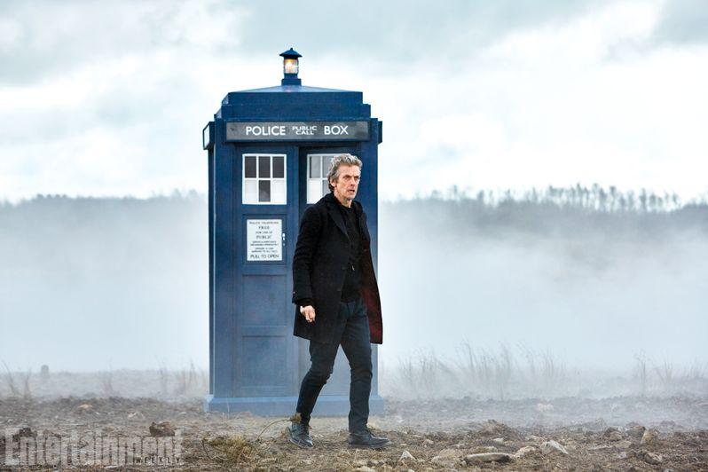 <strong><em>Doctor Who</em></strong> Season 9 Photo