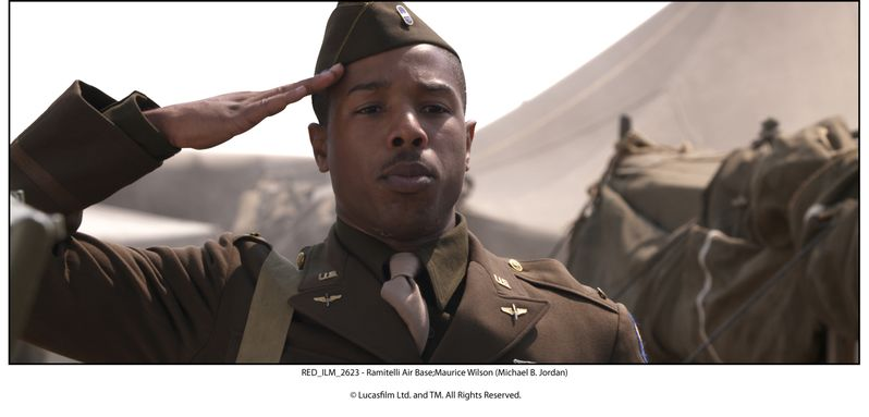 <strong><em>Red Tails</em></strong> photo 5