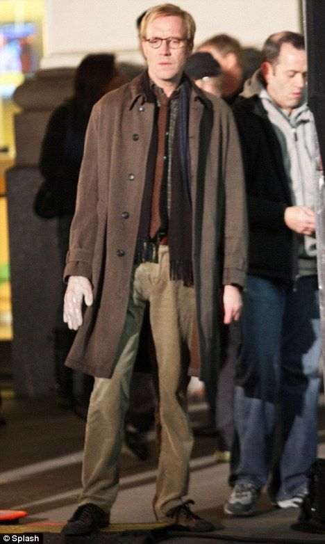 <strong><em>The Amazing Spider-Man</em></strong> NYC Set Photo #4