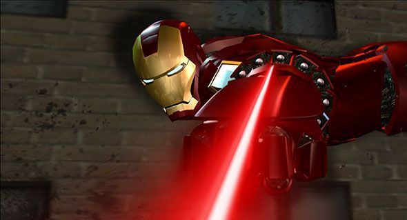 The Avengers special FX photo 4