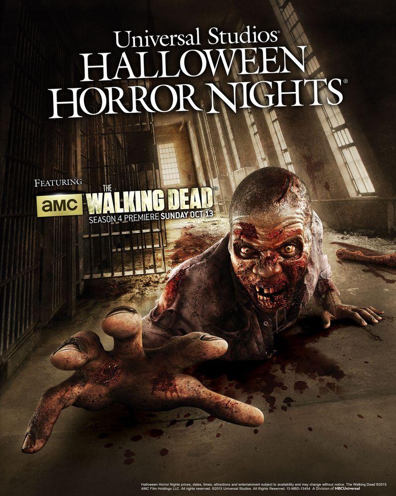 Walking Dead Universal Horror Nights