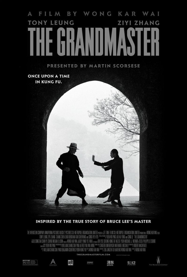 <strong><em>The Grandmaster</em></strong> Poater 1
