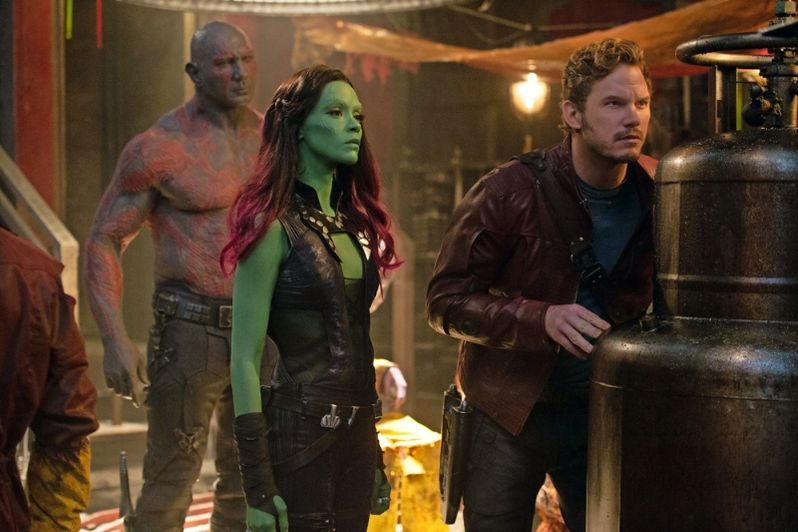 <strong><em>Guardians of the Galaxy</em></strong> Photo 2