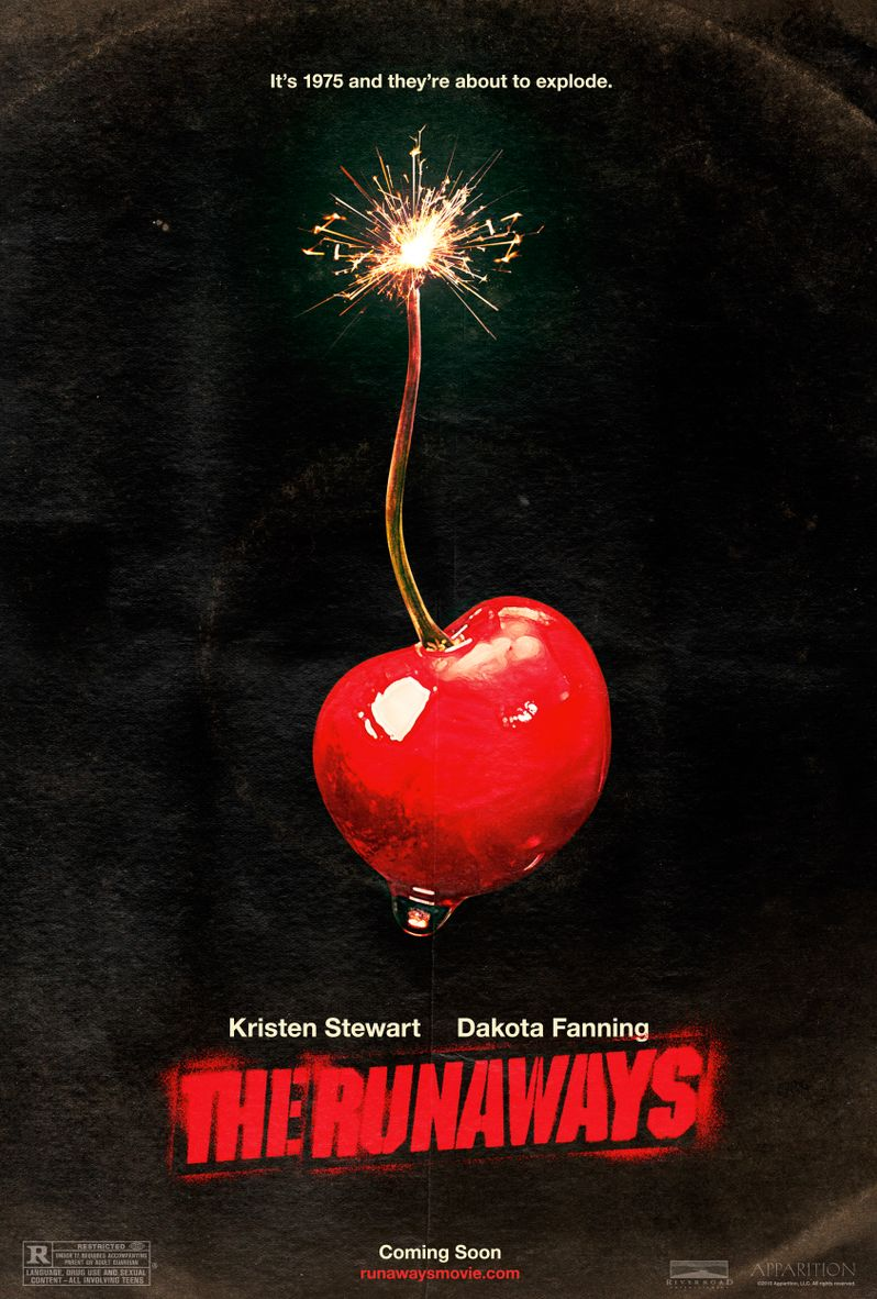 <strong><em>The Runaways</em></strong> Poster