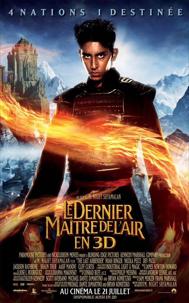<strong><em>The Last Airbender</em></strong> International Poster #3