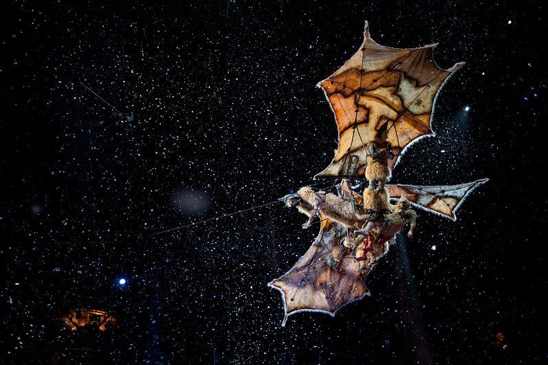 Cirque Du Soleil Worlds Away Photo Gallery photo 1