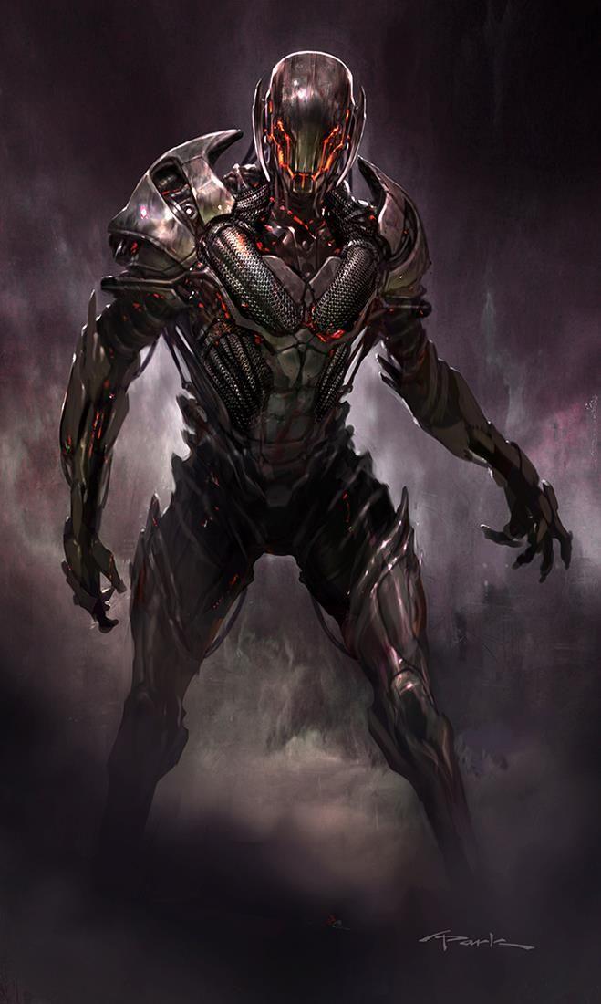 <strong><em>Avengers: Age of Ultron</em></strong> Concept Art 4