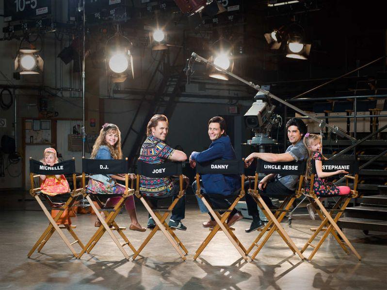 Unauthorized Full House Story Cast Photo 2