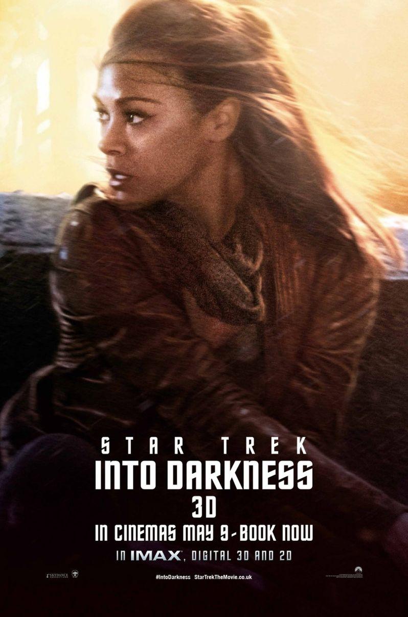 <strong><em>Star Trek Into Darkness</em></strong> Uhura Poster