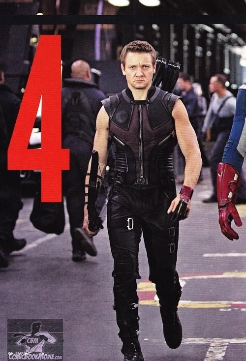 Mavrel's The Avengers Empire Photos #2