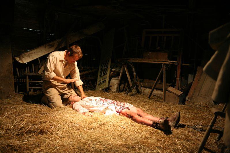 Patrick Fabian Sermonizes talks <strong><em>The Last Exorcism</em></strong>