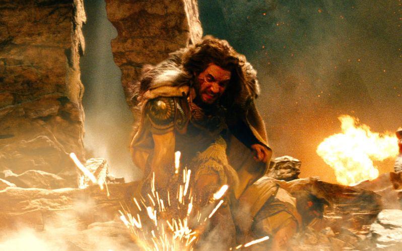 Clash of the Titans #6