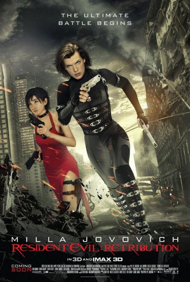 <strong><em>Resident Evil: Retribution</em></strong> International Poster #1