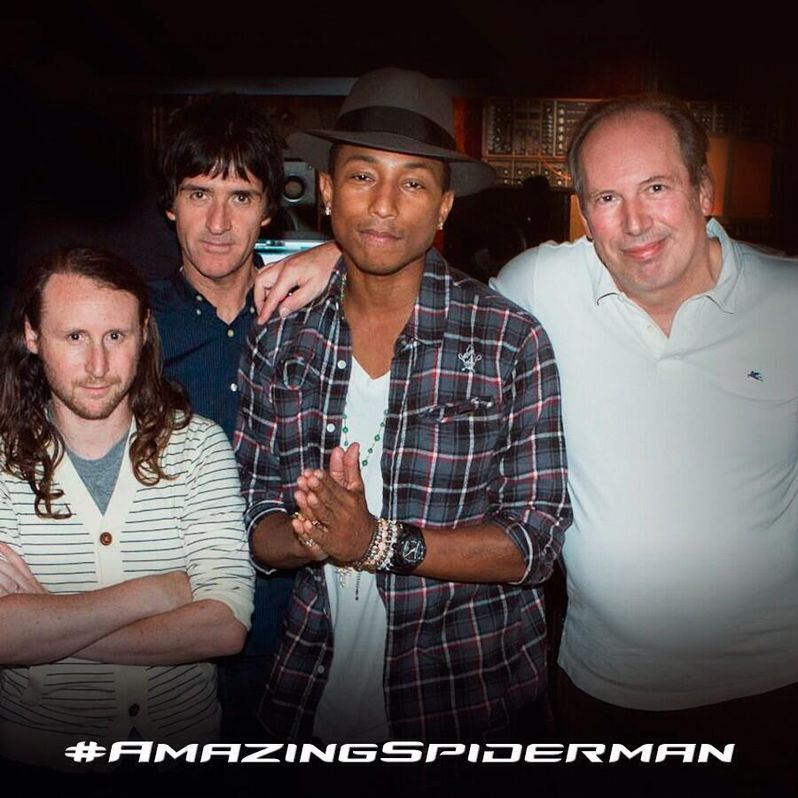 <strong><em>The Amazing Spider-Man 2</em></strong> Set Photos Gallery photo 1