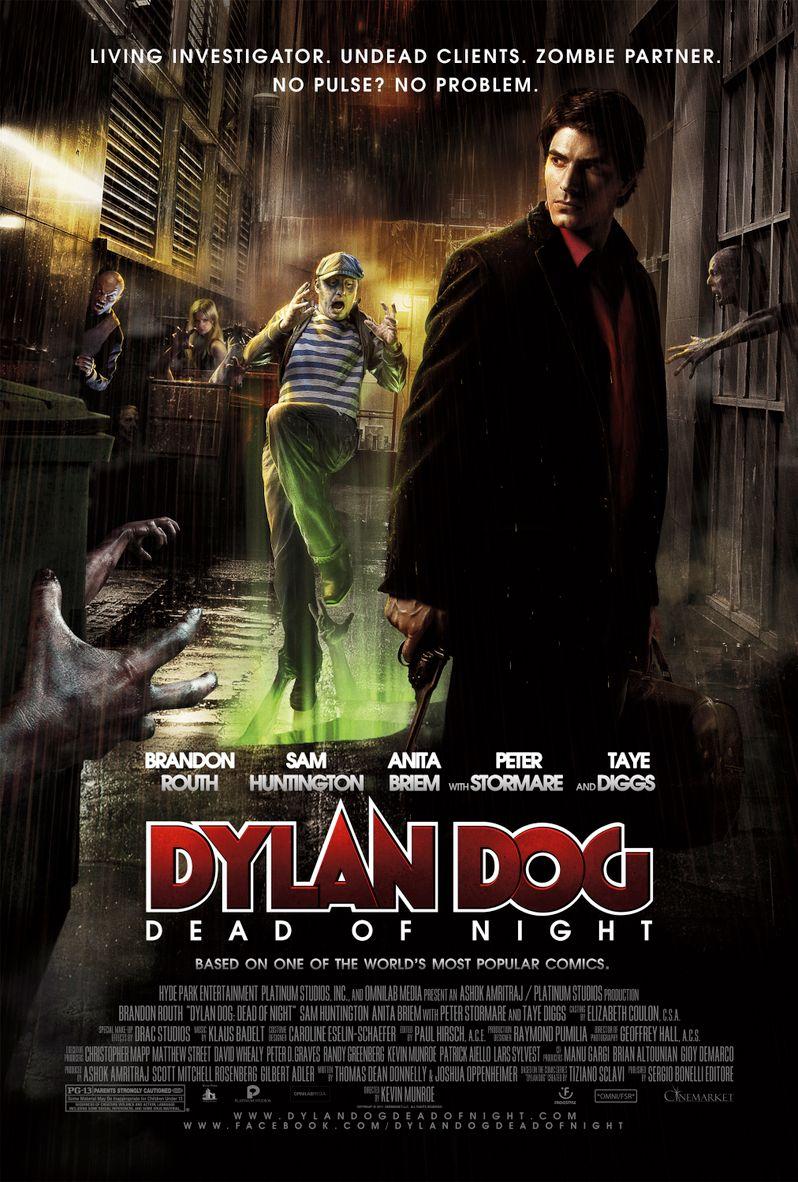 <strong><em>Dylan Dog: Dead of Night</em></strong> Poster