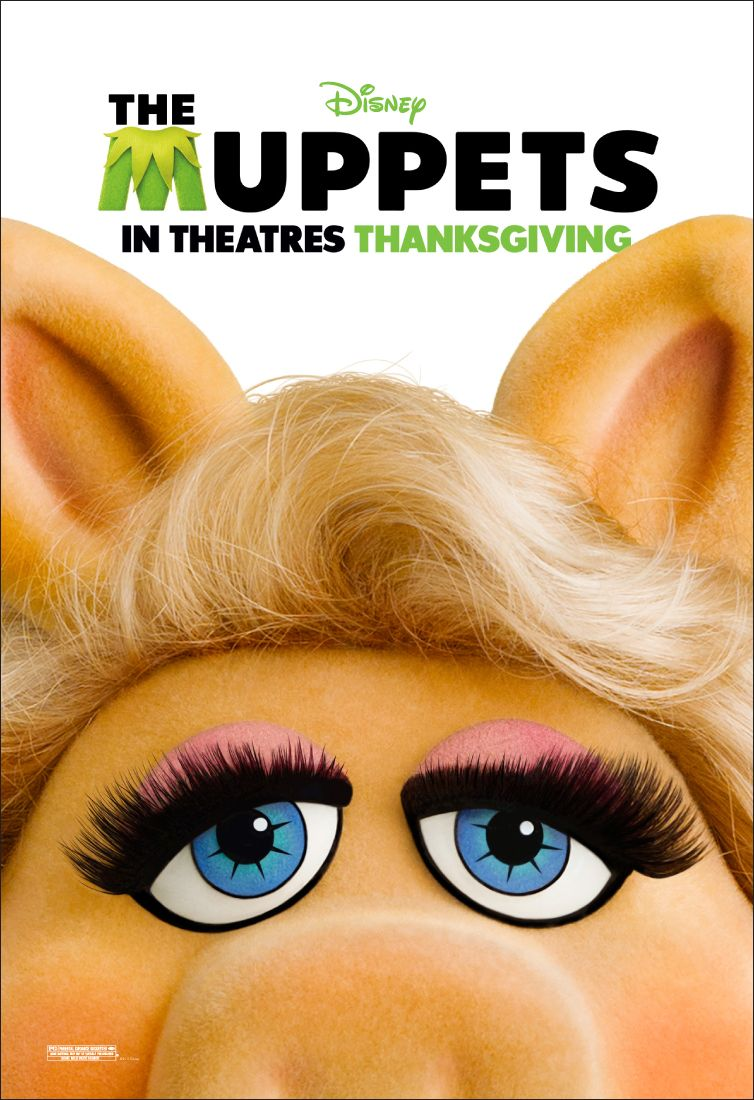 <strong><em>The Muppets</em></strong> Poster #10
