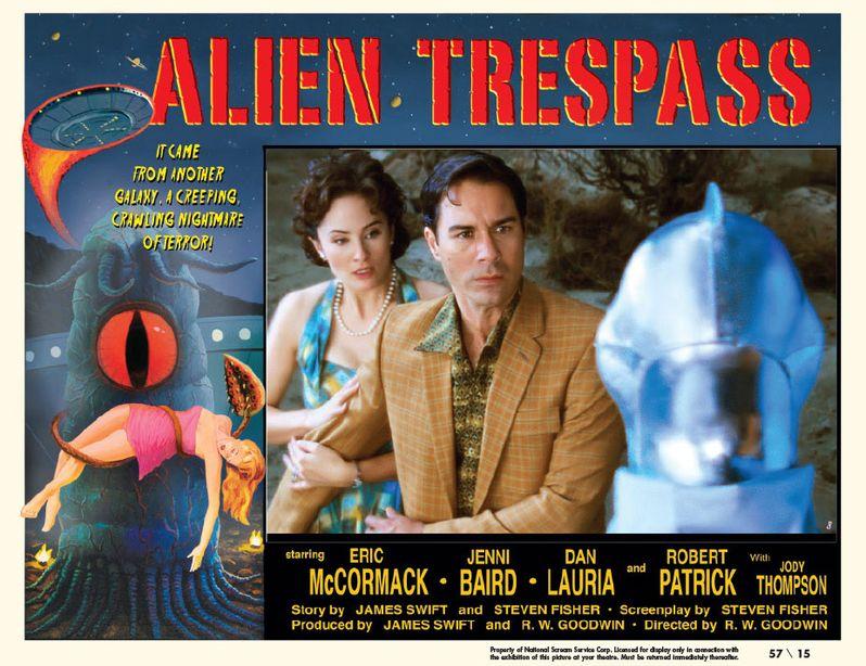 <strong><em>Alien Trespass</em></strong> Lobby Card #8