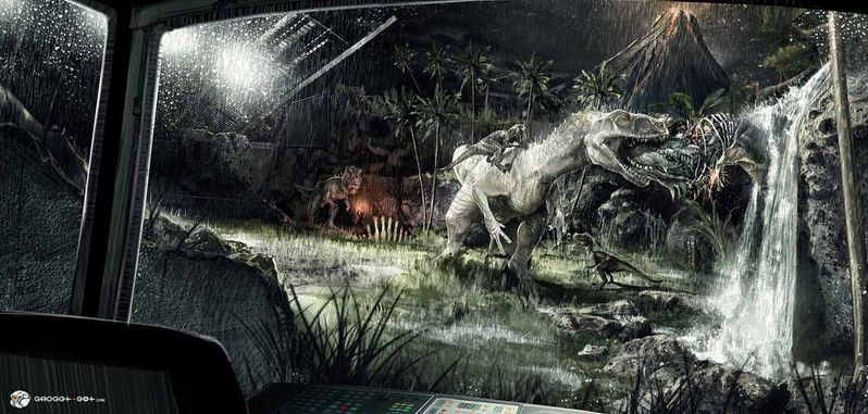 <strong><em>Jurassic World</em></strong> photo 5