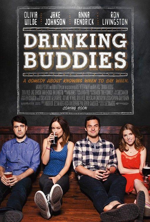 <strong><em>Drinking Buddies</em></strong> Poster