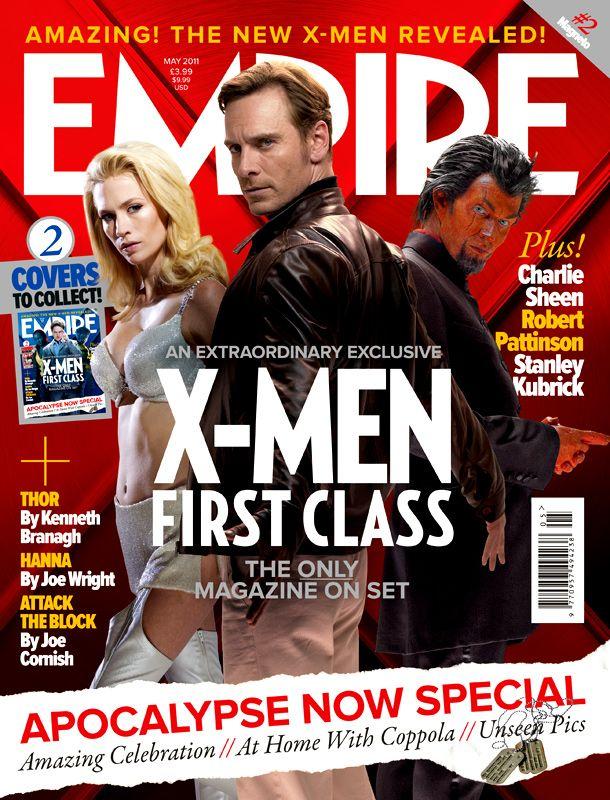 <strong><em>X-Men: First Class</em></strong> Empire Photo #2
