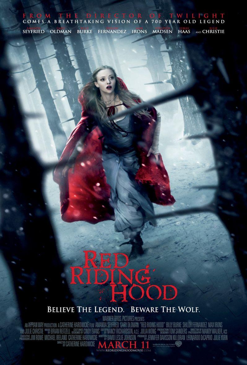 <strong><em>Red Riding Hood</em></strong> Poster #2