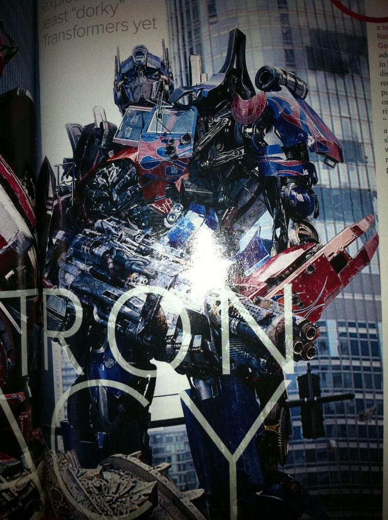<strong><em>Transformers: Dark of the Moon</em></strong> Photo #6