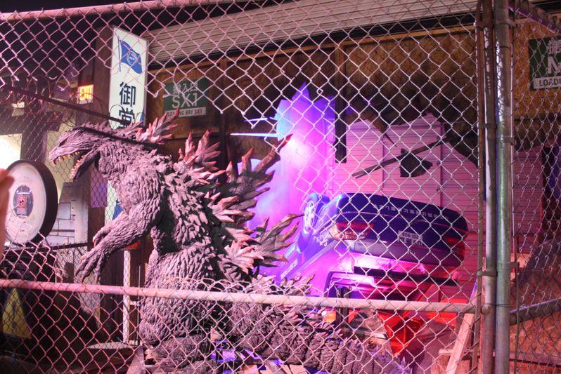 <strong><em>Godzilla</em></strong> Encounter Comic-Con 2013