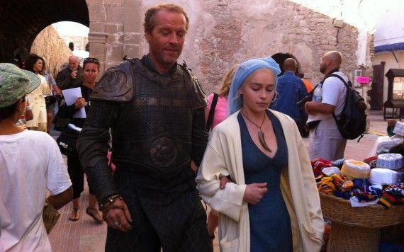 <strong><em>Game of Thrones</em></strong> Season 3 Set Photo #4