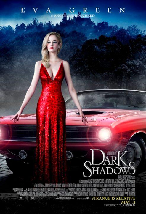 <strong><em>Dark Shadows</em></strong> Character Posters V.2 #6
