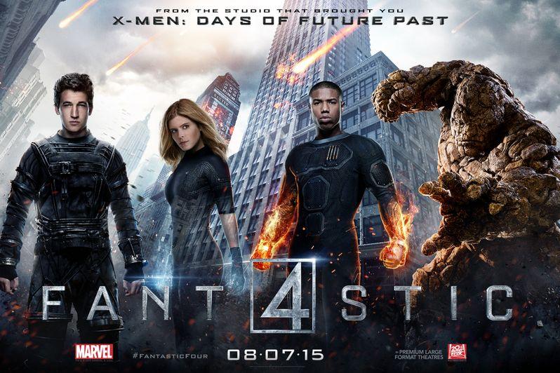 <strong><em>Fantastic Four</em></strong> Banner
