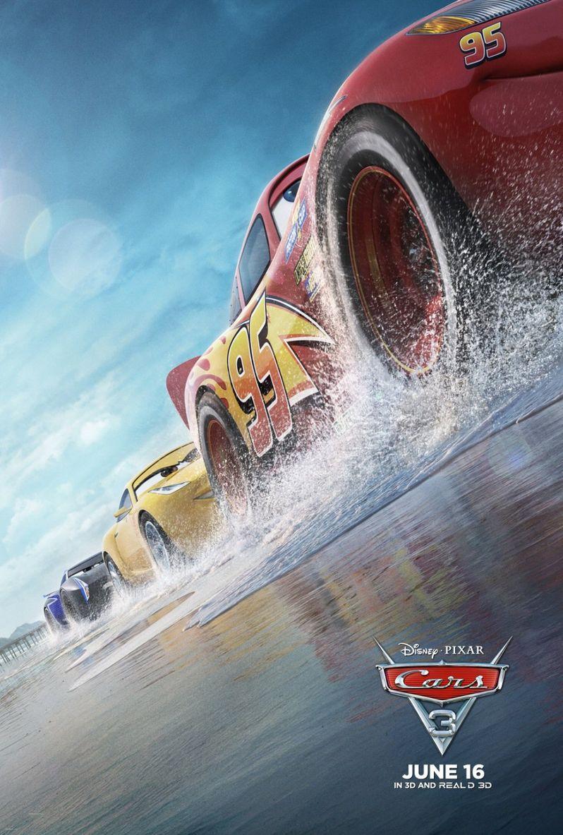 <strong><em>Cars 3</em></strong> main poster