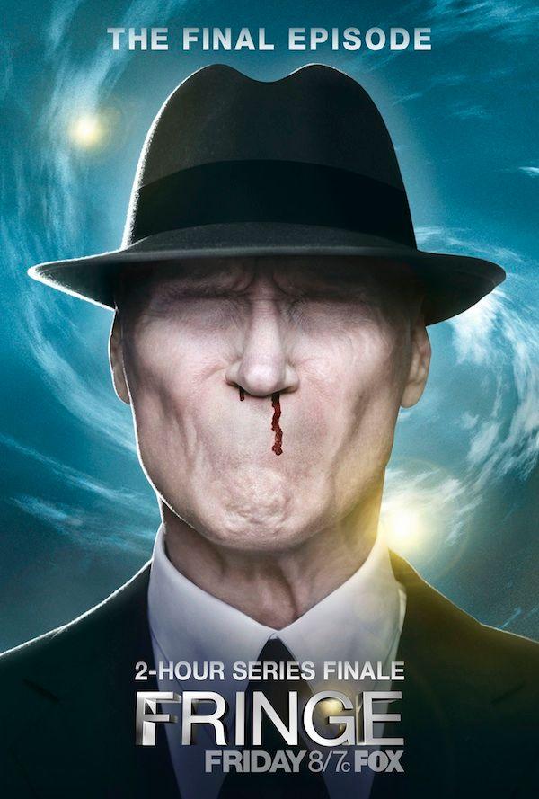 <strong><em>Fringe</em></strong> Series Finale Poster