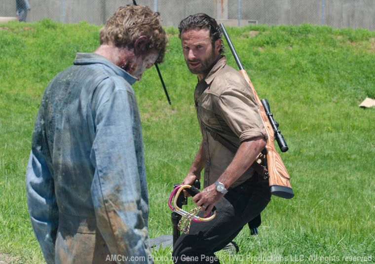 <strong><em>The Walking Dead</em></strong> Season 3 Premiere Photo #3