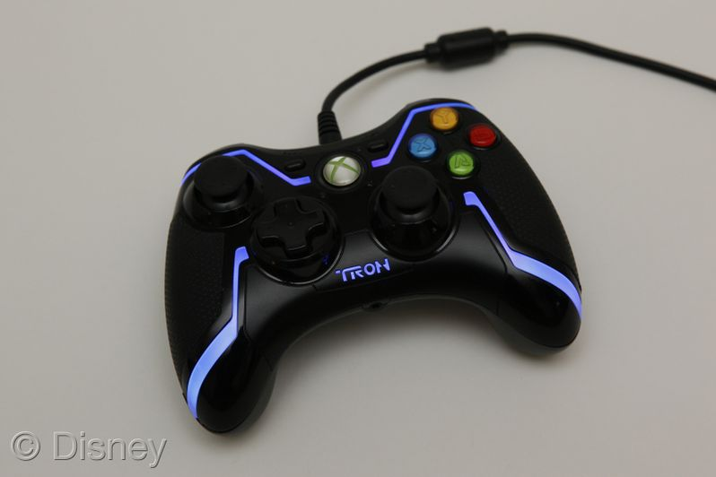 Tron Legacy XBox 360 Game Controller