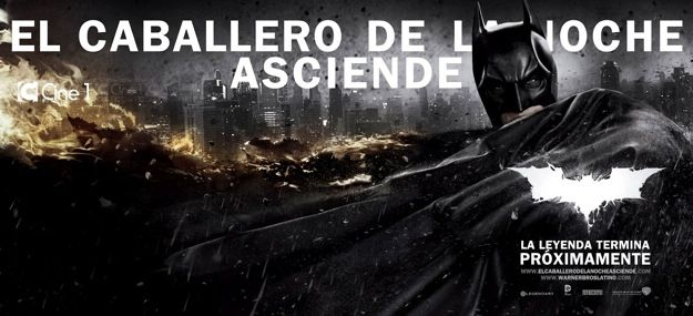 <strong><em>The Dark Knight Rises</em></strong> International Banner #3