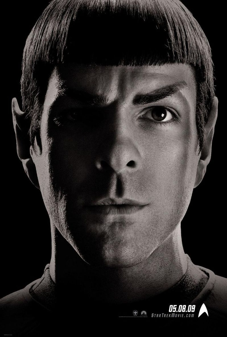 Zachary Quinto's Spock