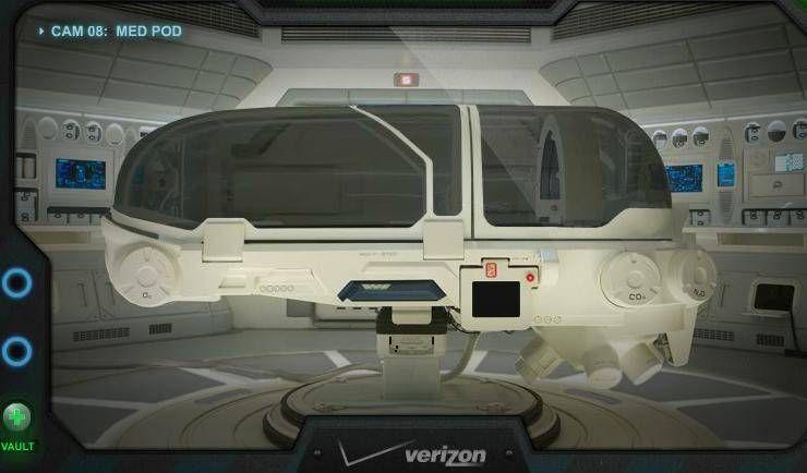 Verizon <strong><em>Prometheus</em></strong> Photo #13