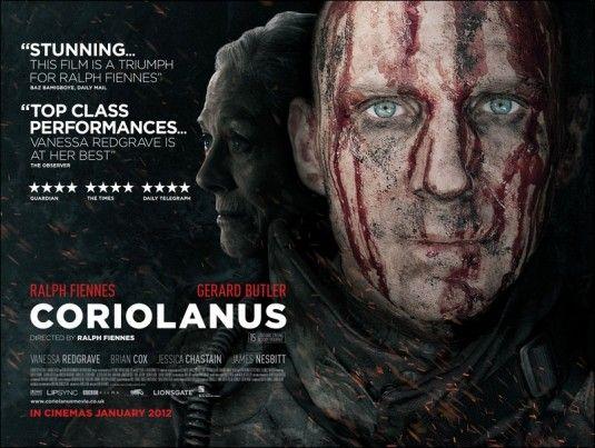 <strong><em>Coriolanus</em></strong> Poster #2