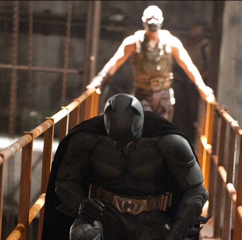 Bane Vs. Batman: Anatomy of A Fight Photo 8
