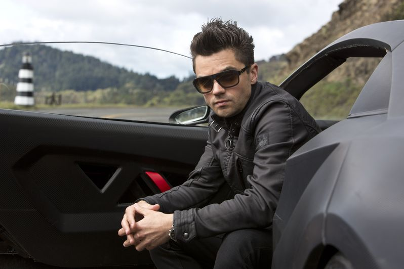 Dominic Cooper in <strong><em>Need for Speed</em></strong>