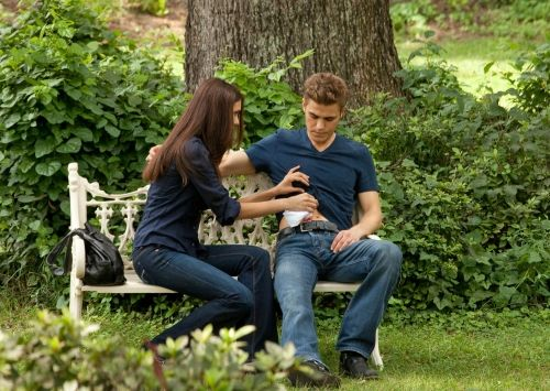 <strong><em>The Vampire Diaries</em></strong> Season 2 Premiere Photo #1