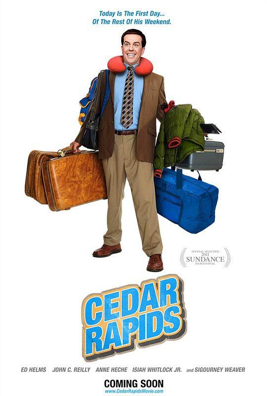 <strong><em>Cedar Rapids</em></strong> Poster
