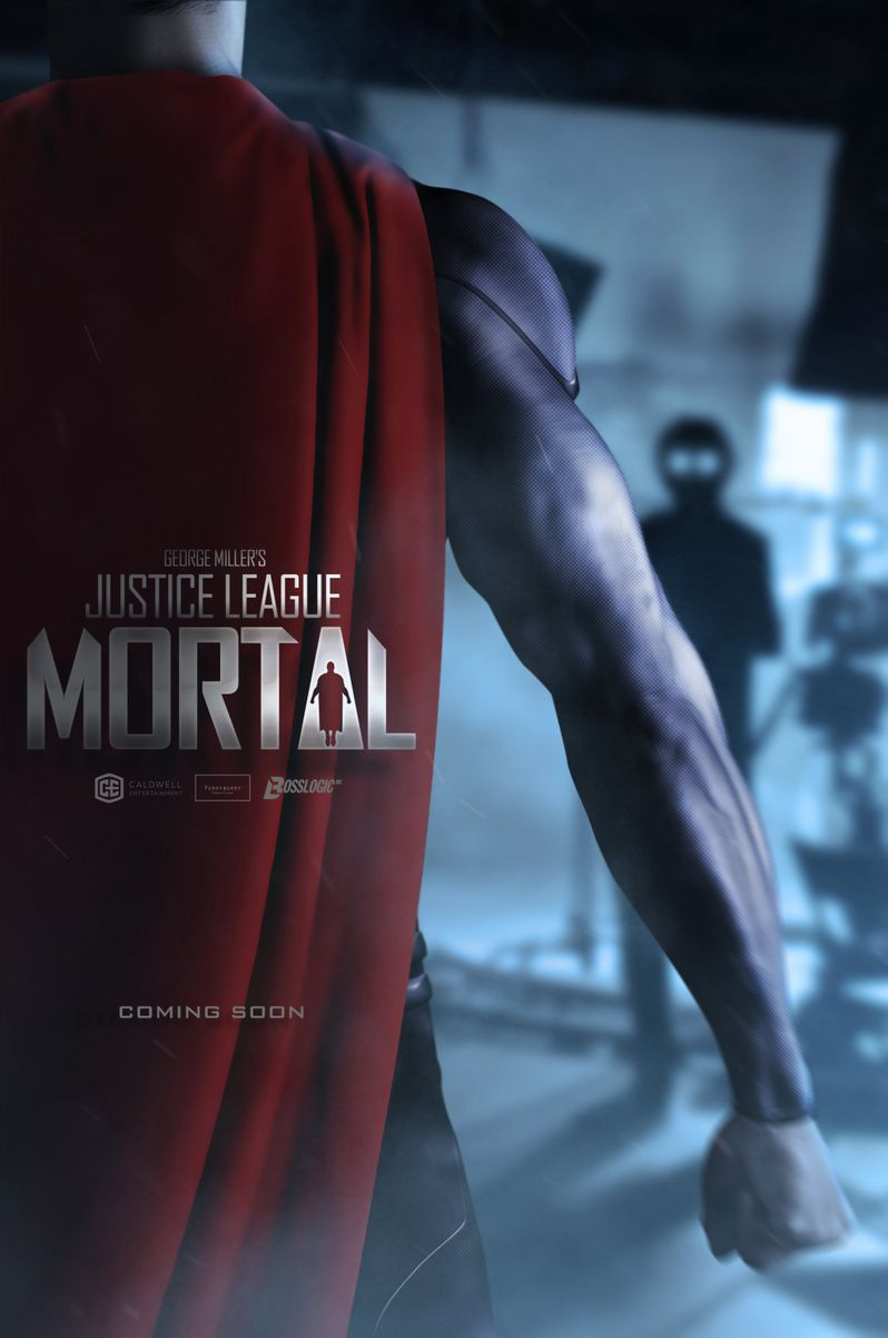 Justice League Mortal Poster 1